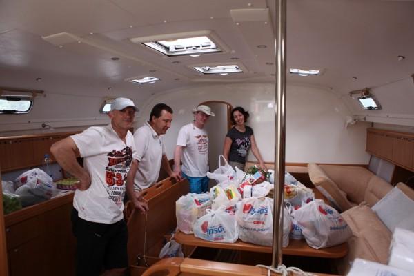 Фарватер-флотилия 2011 (28.04-07.05)